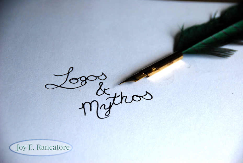 The Logos & Mythos blog combines the logical and creative sides of my brain as I explore writing, reading and life with you.