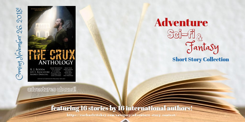 Subscribe for email updates on The Crux Anthology!